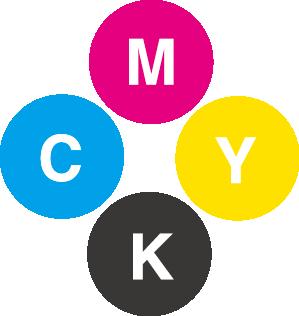 Full Colour Printing - CMYK 02 Image