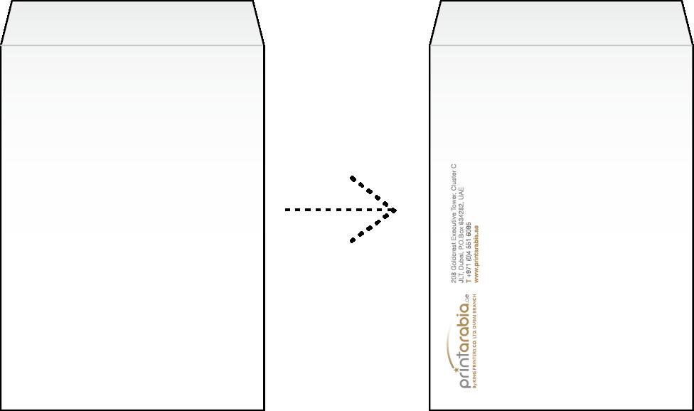 Custom Envelopes - Ready-made Envelopes 01 Image