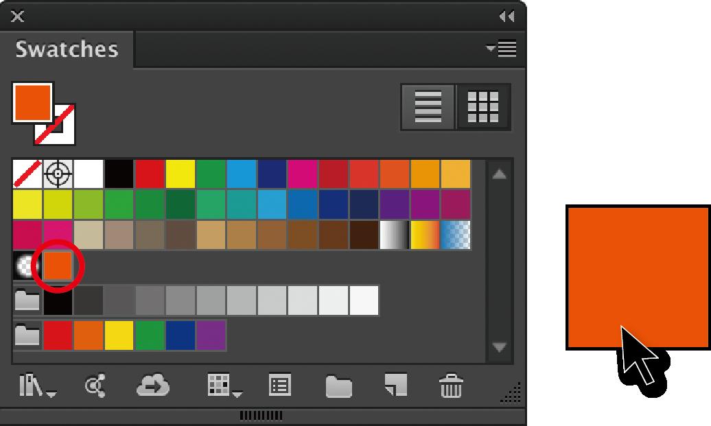Spot Colours - Convert Pantone spot colours to CMYK process colours 05 Image