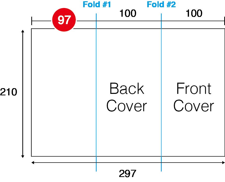 Folded Pamphlets - Outside 01 Image