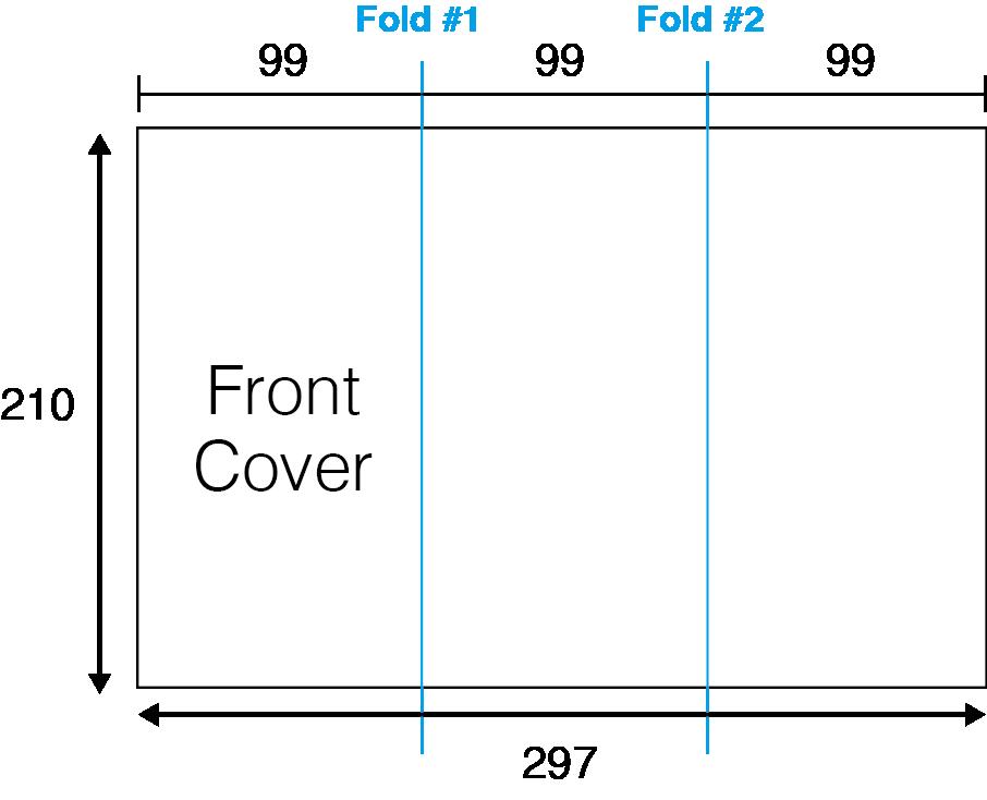 Folded Pamphlets - Outside 02 Image
