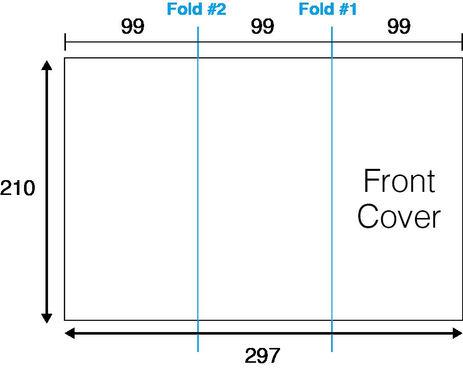 Folded Pamphlets - Outside 03 Image